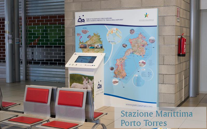 Stazione marittima di Porto Torres